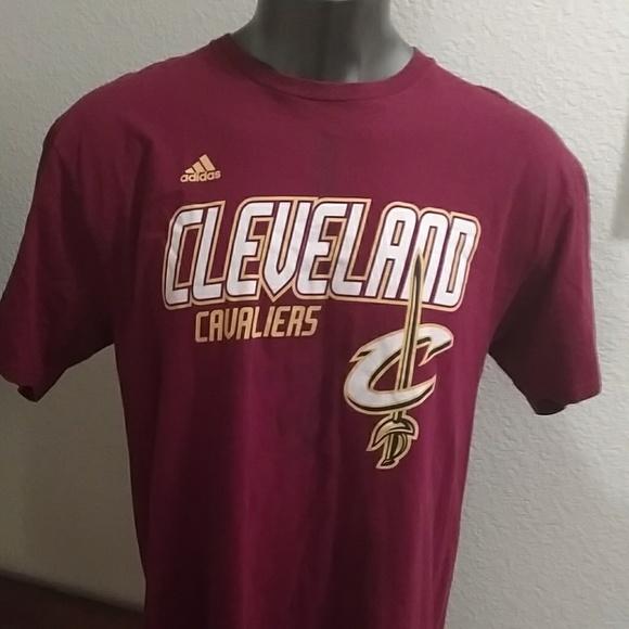 090931f9 Adidas Cleveland Cavs T Shirt Like New